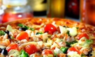 Справжня піца тонка: рецепт