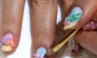 Нігтьової дизайн: способи прикраси нігтів
