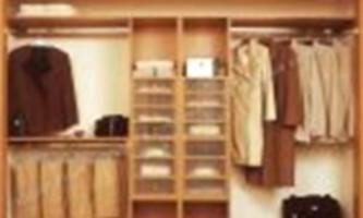 Устаткування гардеробних кімнат