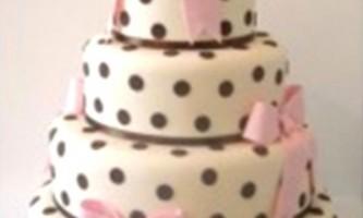 Оригінальні прикраси з шоколаду для торта
