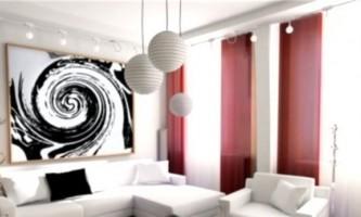 Сліпуче білий в інтер`єрі вашого будинку
