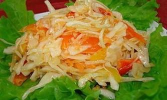 Овочі по-корейськи на зиму