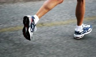 Оздоровчий біг підтюпцем