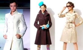 Пальто - це один з основних елементів базового жіночого гардеробу
