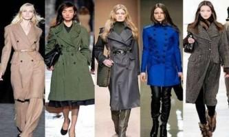 Пальто весна 2017 року: модні тенденції (75 фото)