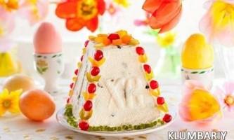 Великдень сирна заварювана, секрети приготування