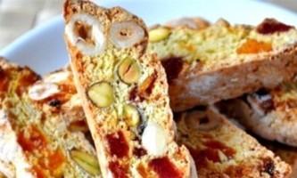 Печиво бискотти: рецепт італійської традиційної випічки