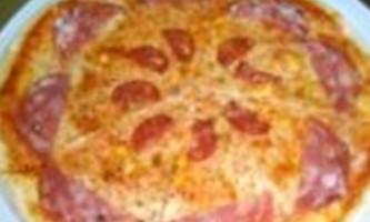 піца неаполітанська