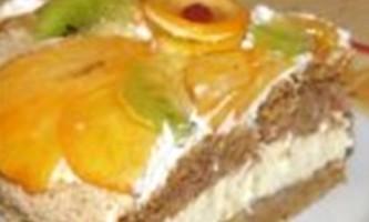 Пиріг помаранчеве настрій