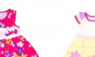 Плаття з франції від бренду smile rabbit - як стильно одягнути дівчинку?