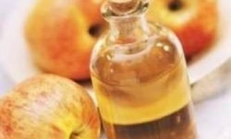 Користь яблучного оцту