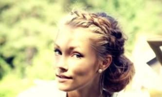 Популярні зачіски для волосся за допомогою бублика