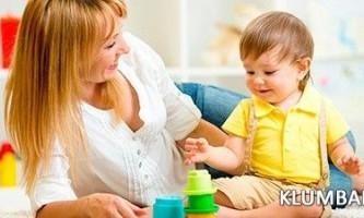 Правильне виховання дітей 1 року життя