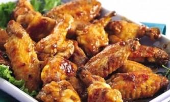 Просто і смачно: курка в медово-гірчичному соусі