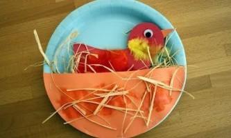 Пташки з паперу