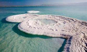Подорож на мертве море