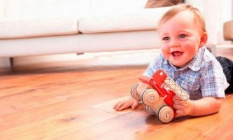 Розвиваючі ігри для дітей 10 місяців