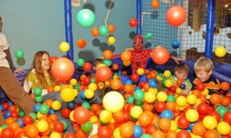 Розвиваючий центр для дітей «морський коник»