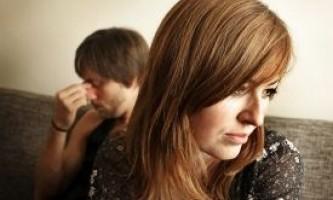 Розлучення і вагітність