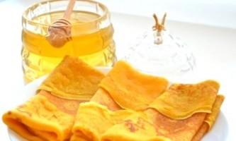 Рецепти млинців, приготовлених на кислому молоці