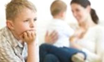 Ревнощі між дітьми в сім`ї