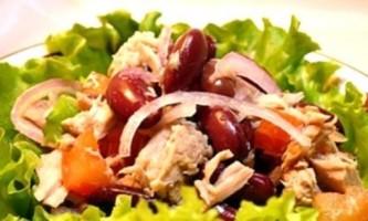 Салат вікторія - п`ять способів приготування