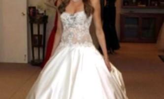 Найдорожчі весільні сукні в світі