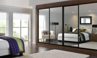Шафи-купе: фото дизайн в спальню