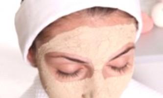 Шоколадна маска для додання шкірі здорового вигляду