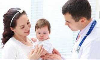 Симптоми і лікування ларингіту у грудничка
