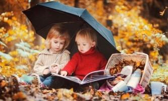 Вірші про осінь для дітей: 40 кращих