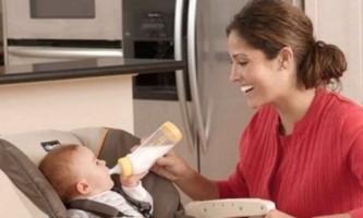 Стільчик для годування - незамінний помічник батьків