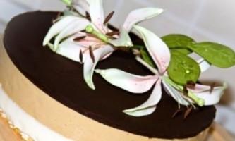 Торт пташине молоко з манкою. Прості секрети смачної кухні