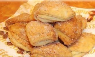 Сирне печиво, сирна випічка і рецепт домашнього сиру