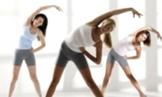 Вправи для юних дівчат