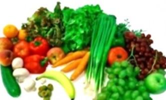 У чому користь овочів і фруктів