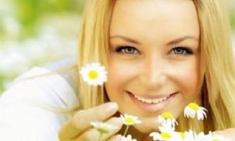 Весняні маски для різних типів шкіри обличчя