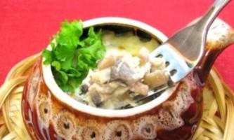 Смачна страва - жюльєн