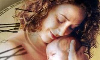 час материнства