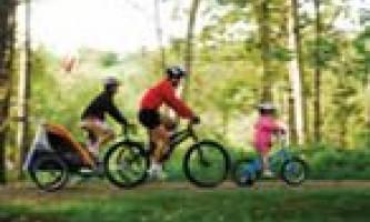 Вибір велосипедів для всієї родини