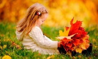 Загадки про осінь для дітей