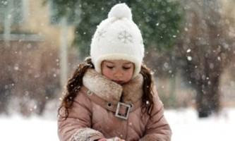 Зимовий одяг для дітей. Що вибрати?